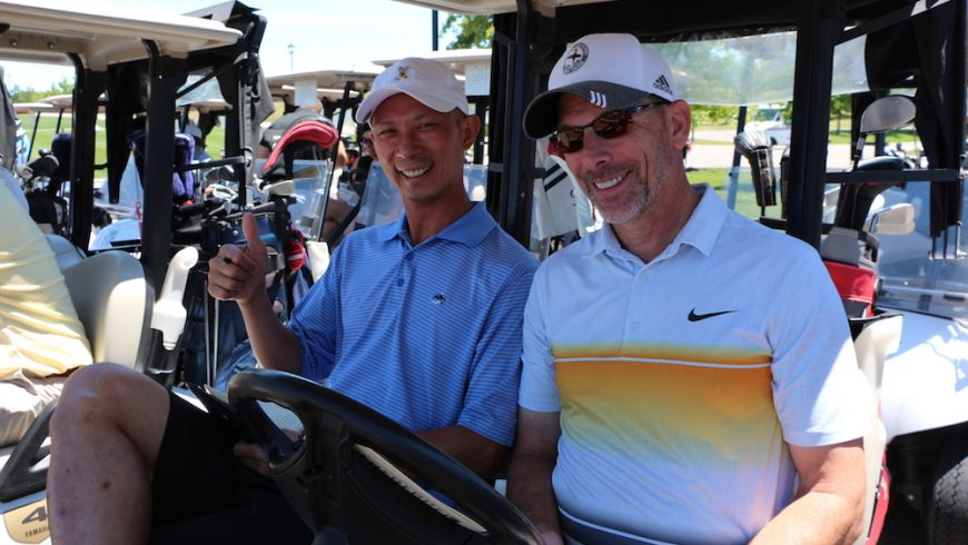 Golf Outing Fundraiser 2016